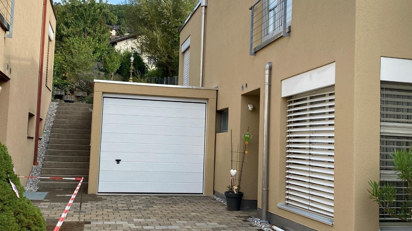5. SEMA Garage Fertiggarage Typ S