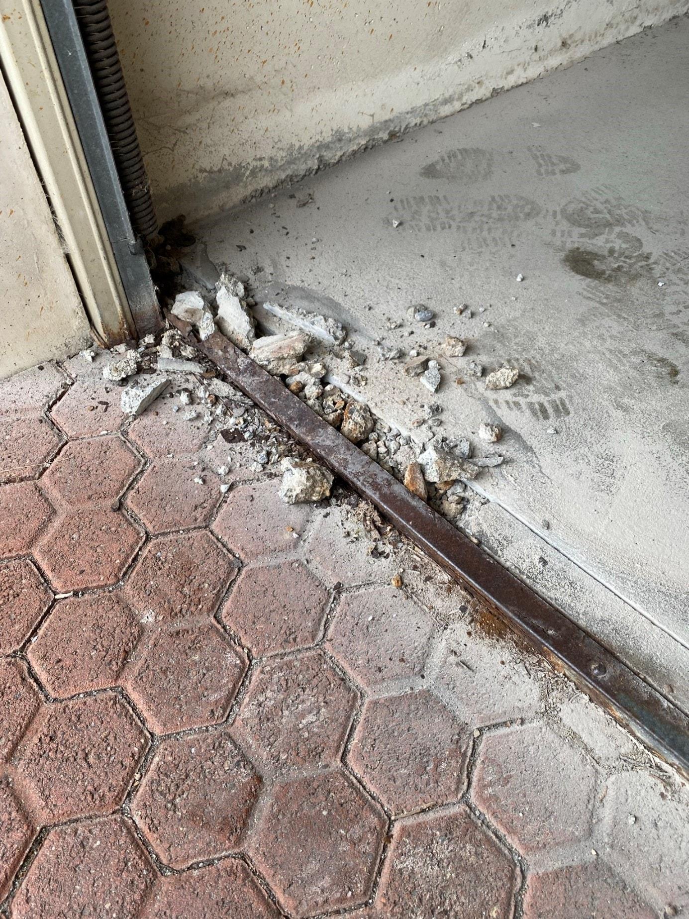 Garagenschwelle Sanierung_2.1