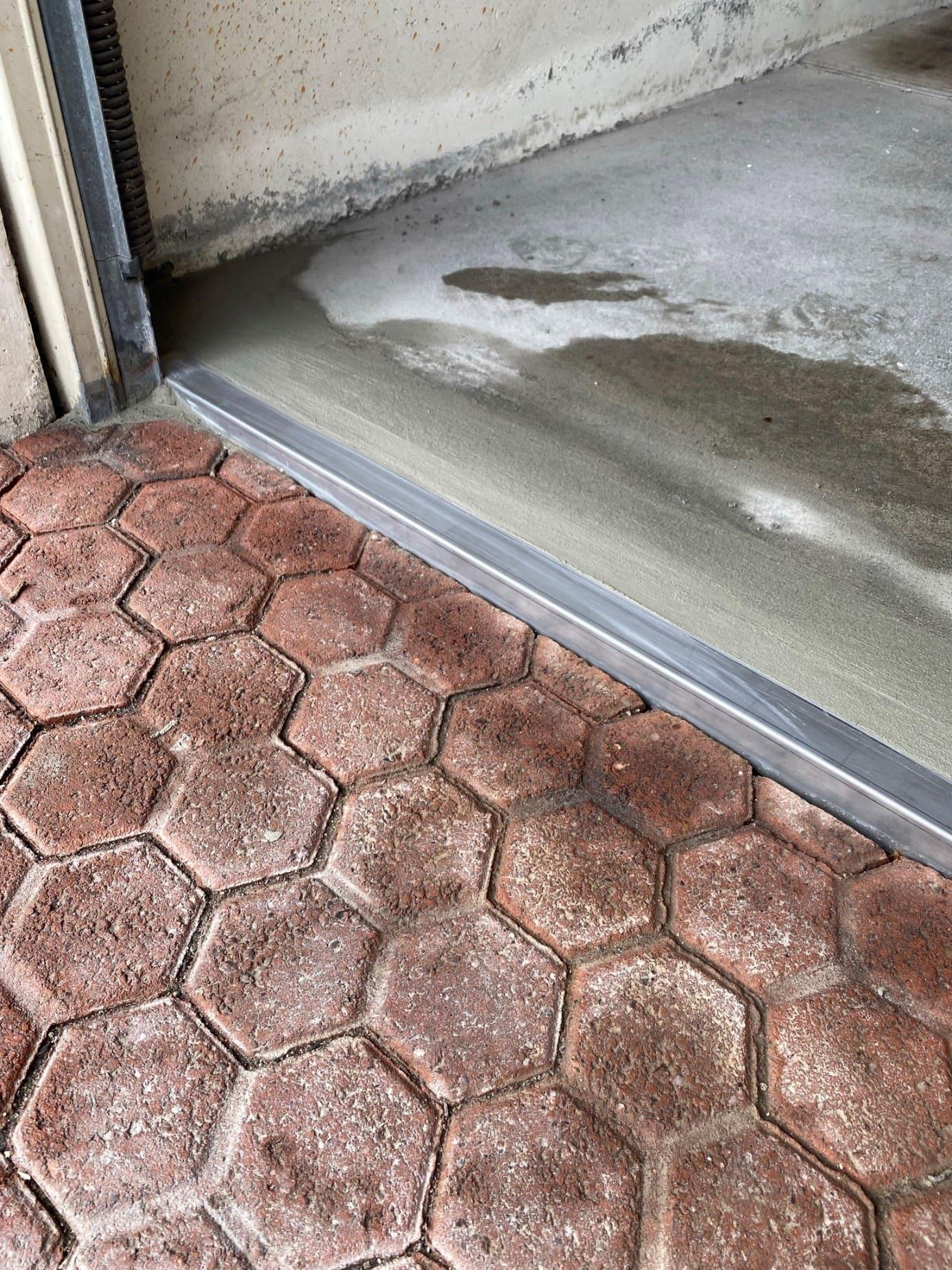 Garagenschwelle Sanierung_2