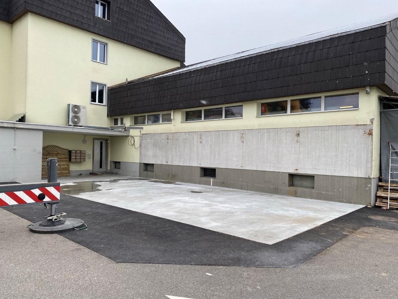 Landi Fulenbach SEMA Typ Maxi Garage