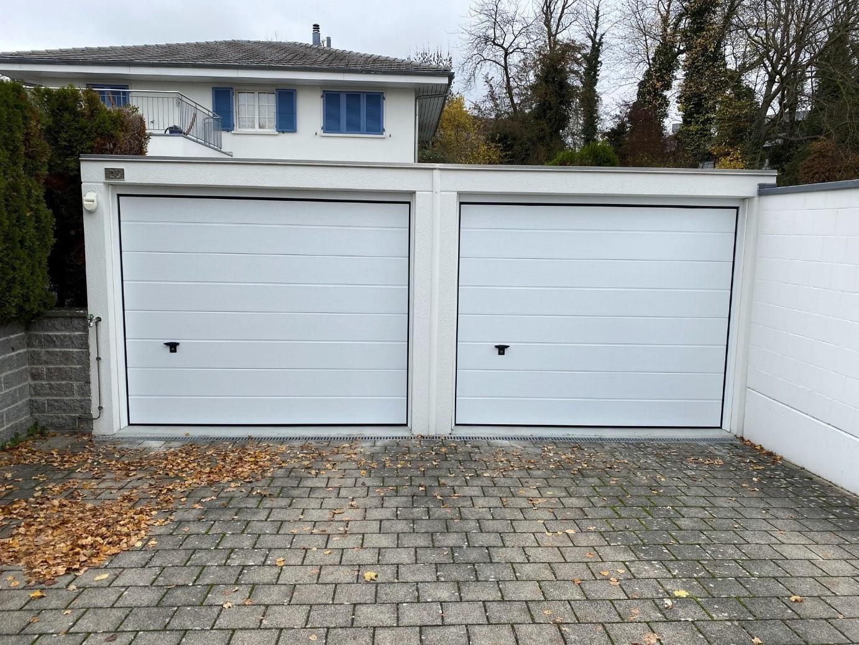 SEMA Garagetore Sanierung 1