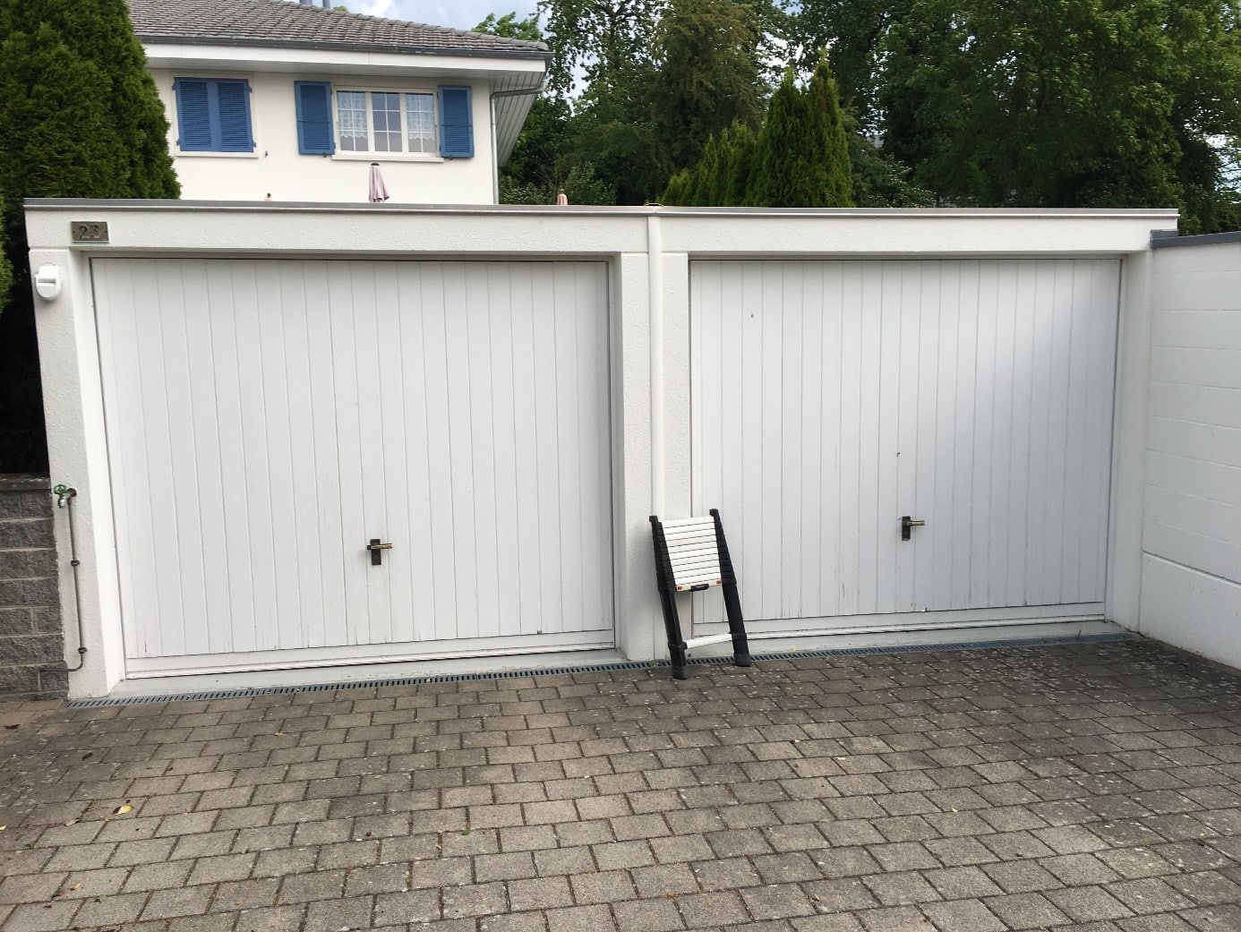 SEMA Garagetore Sanierung