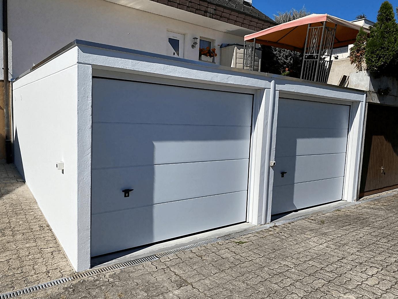 Sanierung Garage Oberwil BL-1