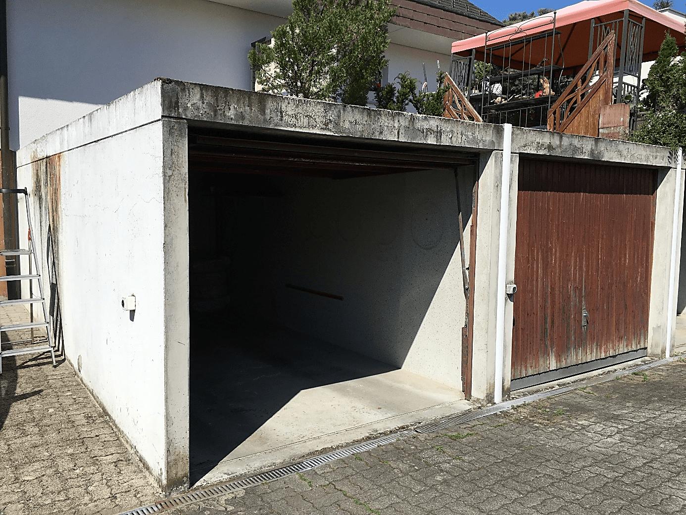 Sanierung Garage Oberwil BL