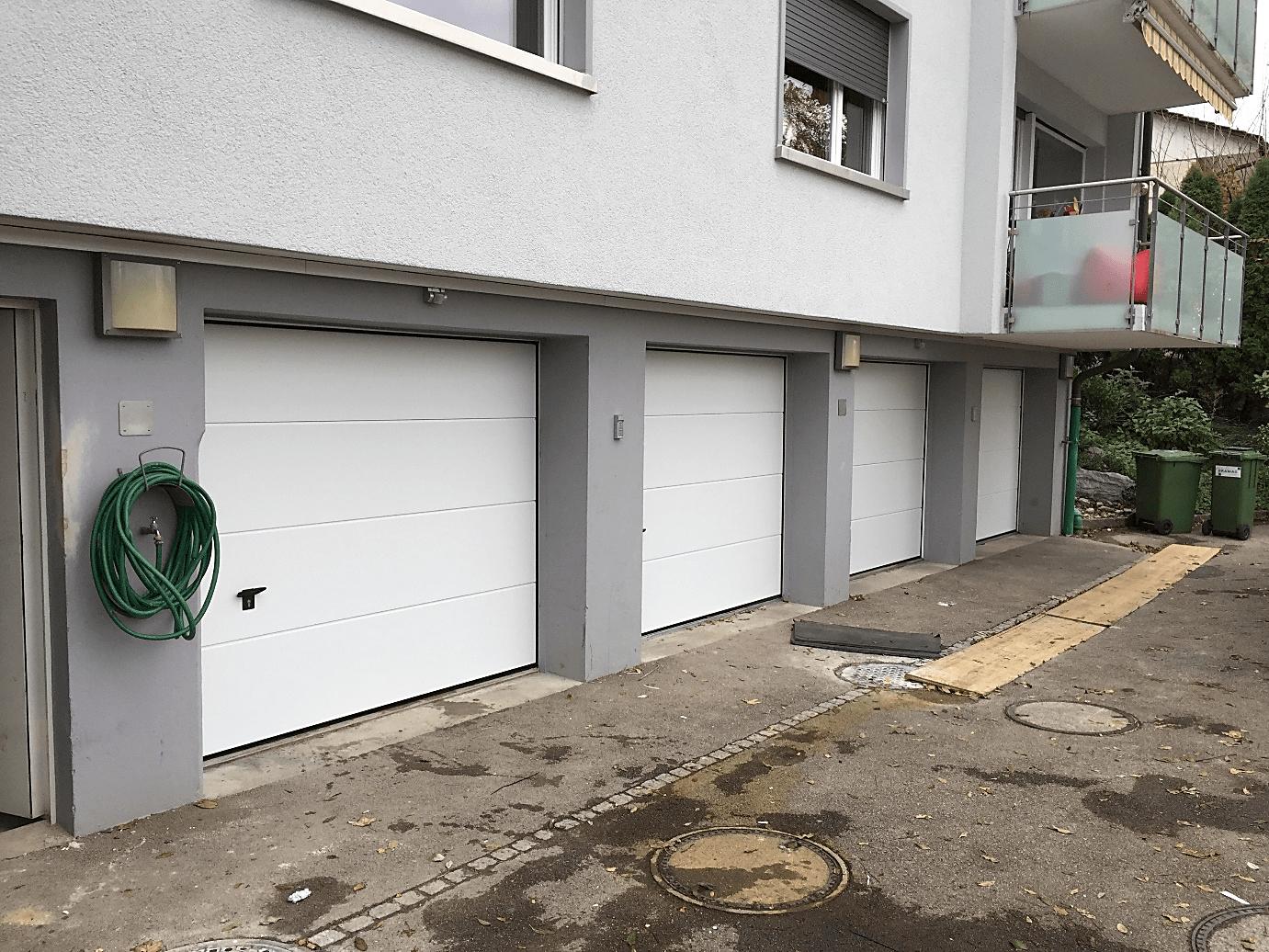 Sanierung Garagen Tore SEMA..
