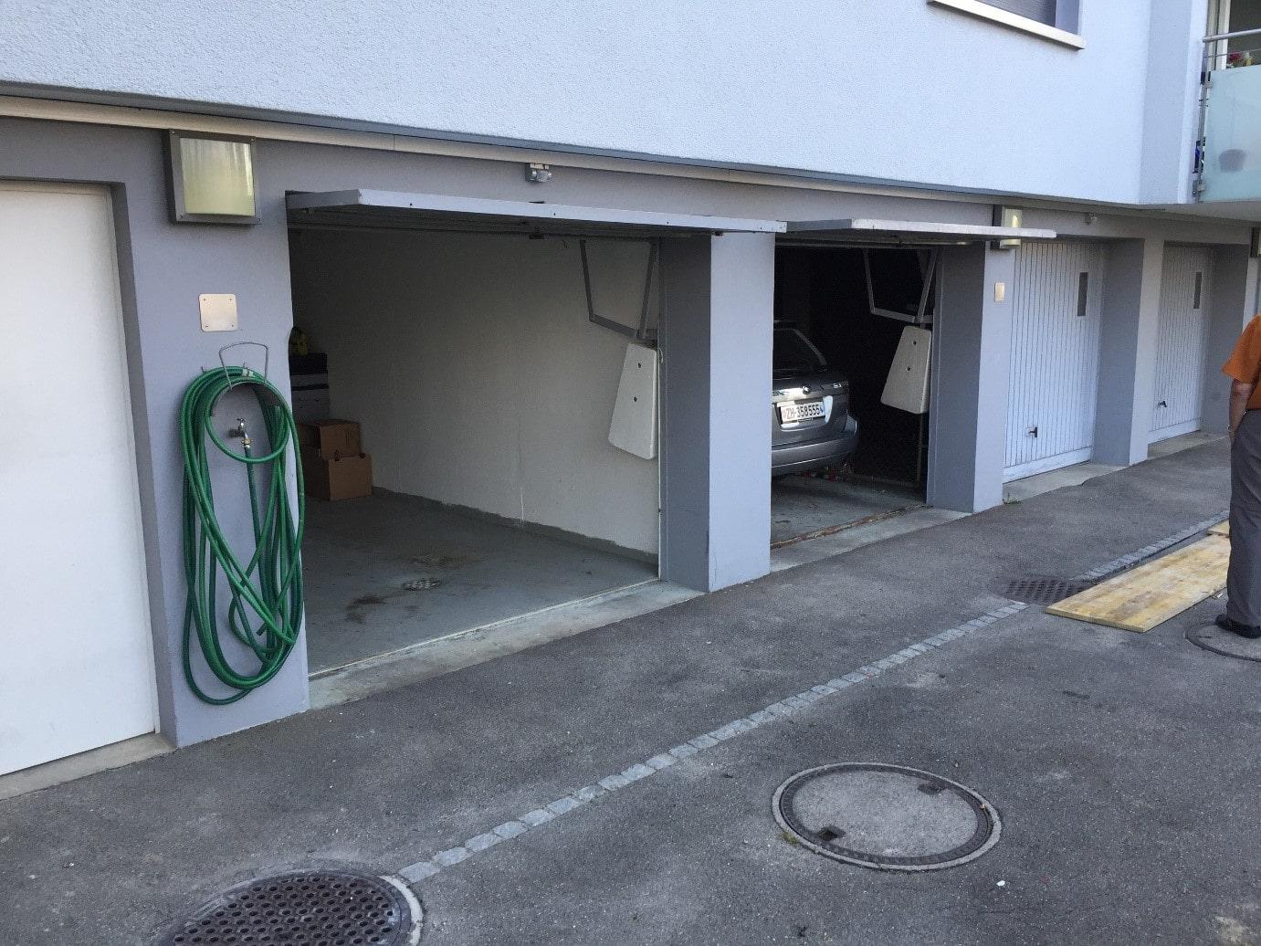Sanierung Garagen Tore SEMA