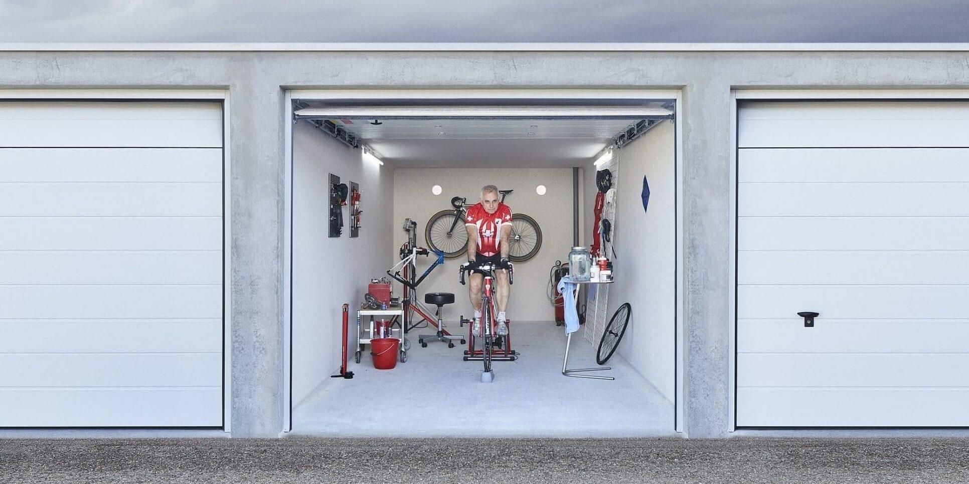 SEMA Fertig-Garage FrontTyp IIISB..
